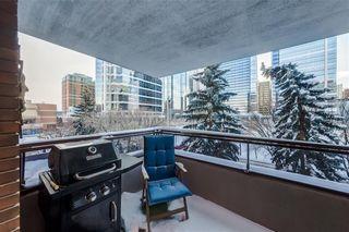 Photo 25: 302C 500 EAU CLAIRE Avenue SW in Calgary: Eau Claire Apartment for sale : MLS®# C4215554