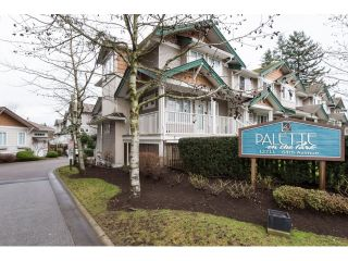 Photo 1: 105 12711 64 AVENUE in Surrey: West Newton Townhouse for sale : MLS®# R2025833