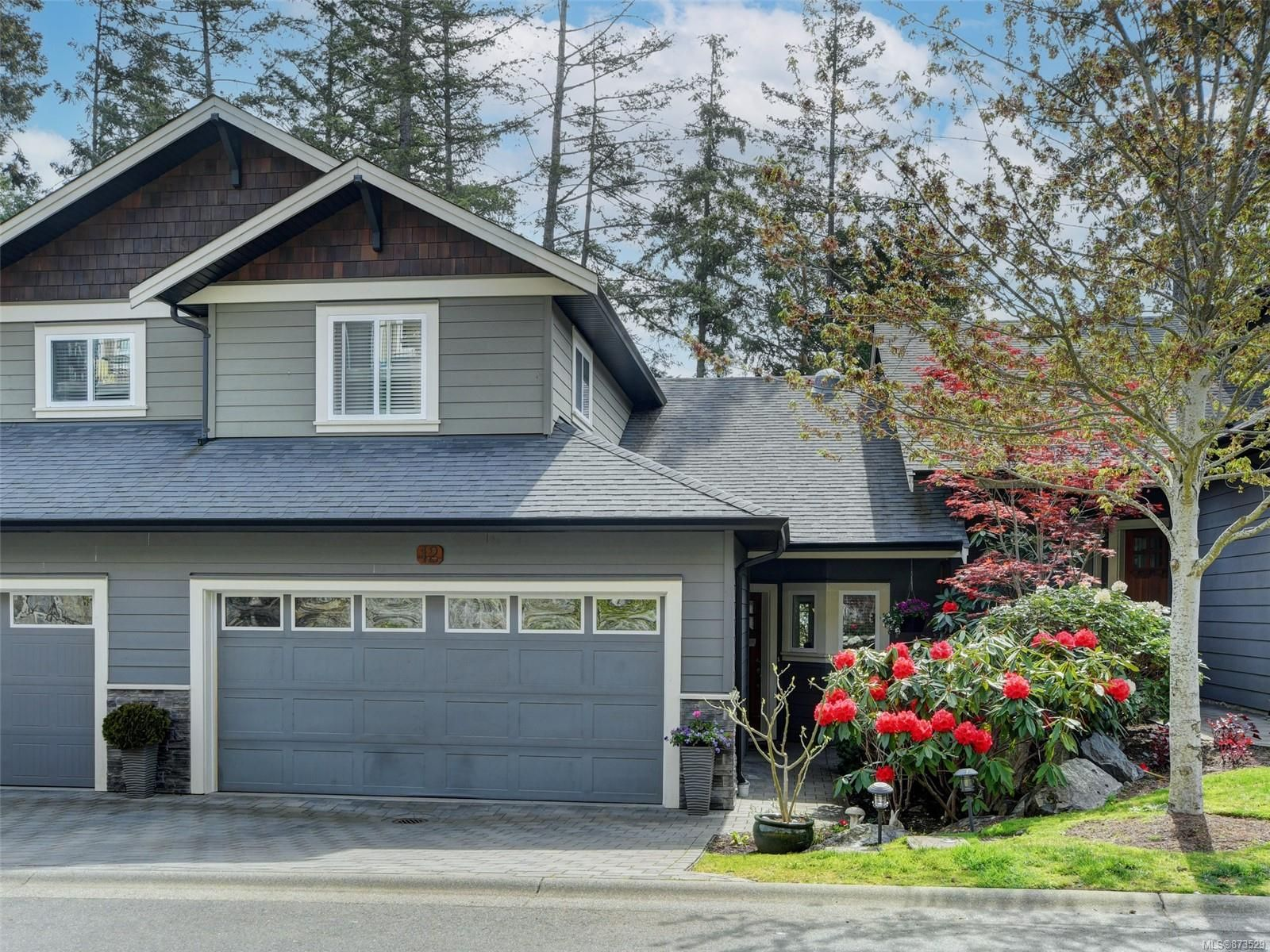 Main Photo: 12 2319 Chilco Rd in : VR Six Mile Row/Townhouse for sale (View Royal)  : MLS®# 873529