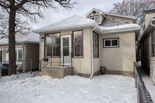 Main Photo: 284 Parkview Street in Winnipeg: St James Residential for sale (5E)  : MLS®# 202004878