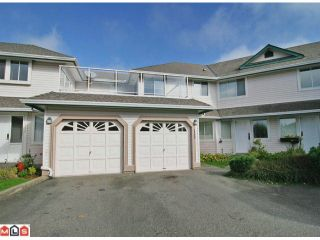 "Photo 1: 126 3080 TOWNLINE Road in Abbotsford: Abbotsford West Townhouse for sale in ""The GABLES"" : MLS®# F1125439"