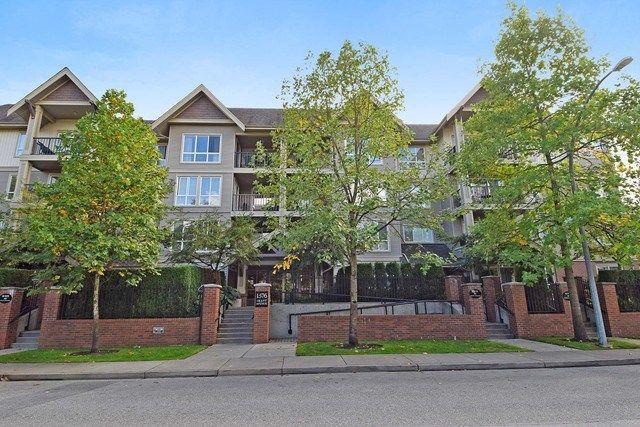"Main Photo: 210 1576 GRANT Avenue in Port Coquitlam: Glenwood PQ Condo for sale in ""THE BROWSTONE"" : MLS®# R2000830"