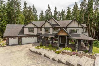 Main Photo: 1408 CRYSTAL CREEK Drive: Anmore House for sale (Port Moody)  : MLS®# R2544470