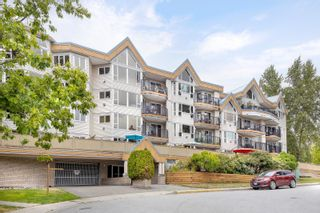 """Photo 1: 112 11595 FRASER Street in Maple Ridge: East Central Condo for sale in """"BRICKWOOD PLACE"""" : MLS®# R2611316"""