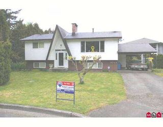 Photo 1: 8510 CRAMER Drive in Chilliwack: Chilliwack E Young-Yale House for sale : MLS®# H2701936