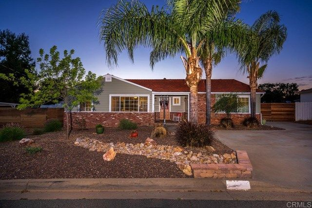 Main Photo: House for sale : 3 bedrooms : 1840 Peppervilla Drive in El Cajon