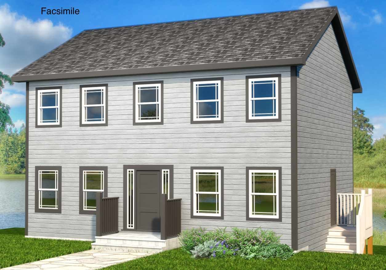 Main Photo: Lot 26 205 Curtis Drive in Truro: 104-Truro/Bible Hill/Brookfield Residential for sale (Northern Region)  : MLS®# 202003061