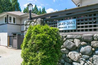 """Photo 29: 2657 FROMME Road in North Vancouver: Lynn Valley Townhouse for sale in """"CEDAR WYND"""" : MLS®# R2475471"""