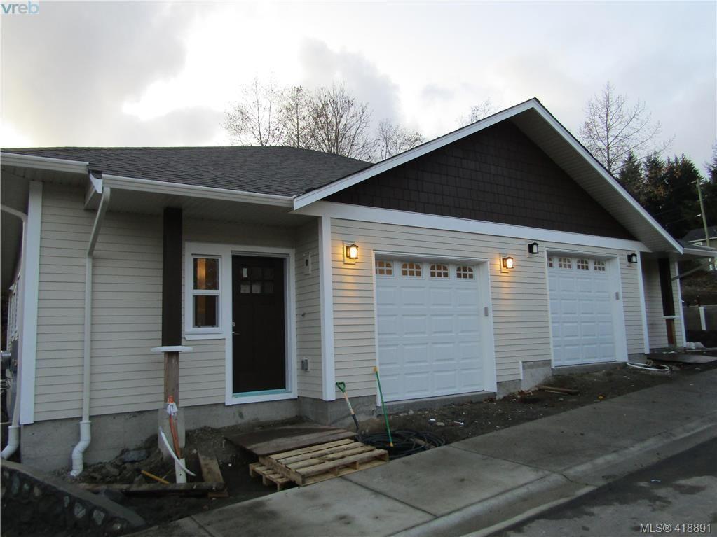 Main Photo: 120 6800 W Grant Rd in SOOKE: Sk Sooke Vill Core Row/Townhouse for sale (Sooke)  : MLS®# 829041