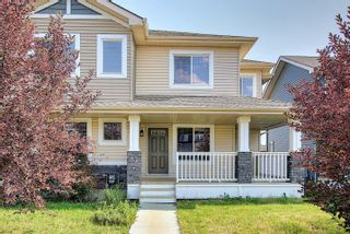 Photo 2: 17617 10 Avenue SW in Edmonton: Zone 56 Attached Home for sale : MLS®# E4262399