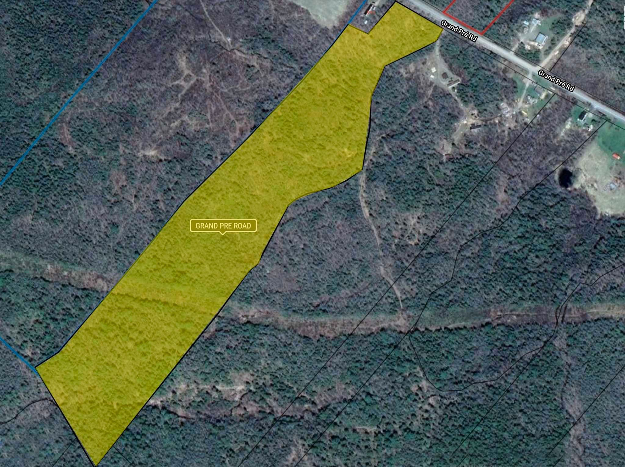 Main Photo: Lot Grand Pre Road in Wallbrook: 404-Kings County Vacant Land for sale (Annapolis Valley)  : MLS®# 202118148