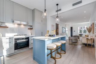 """Photo 2: 7855 GRANVILLE Street in Vancouver: South Granville Townhouse for sale in """"LANCASTER"""" (Vancouver West)  : MLS®# R2591523"""
