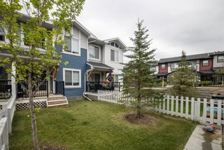 Photo 37: 205 Jumping Pound Common: Cochrane Row/Townhouse for sale : MLS®# A1138561