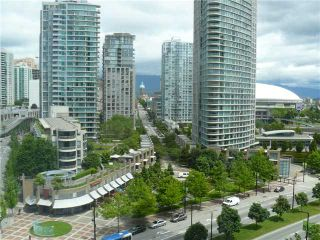 Photo 1: 1203 198 AQUARIUS MEWS ME in Vancouver: Yaletown Condo for sale (Vancouver West)  : MLS®# V906983