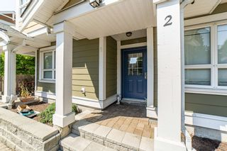 Photo 3: 2 20159 68 Avenue in Langley: Willoughby Heights Townhouse for sale : MLS®# R2605698