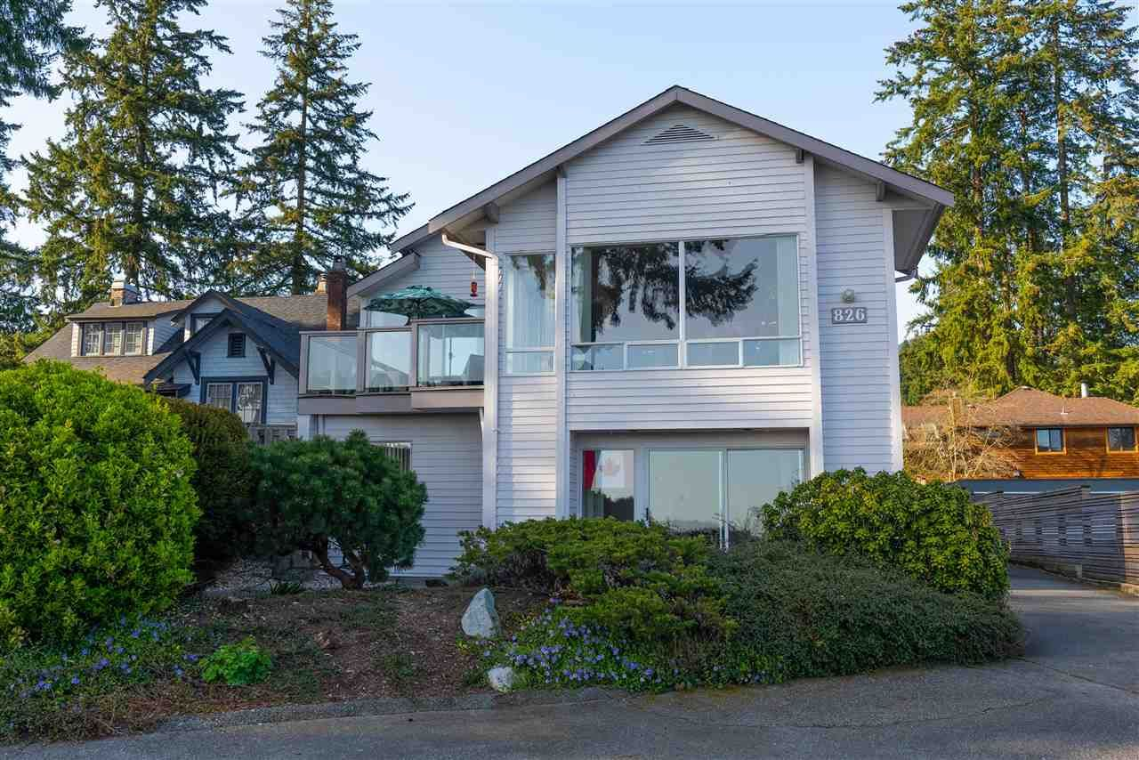 Main Photo: 826 CUMBERLAND Crescent in North Vancouver: Mosquito Creek House for sale : MLS®# R2562822
