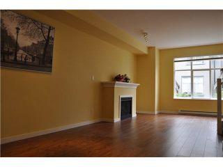 "Photo 5: 65 7288 HEATHER Street in Richmond: McLennan North Townhouse for sale in ""Barrington Walk"" : MLS®# V1138565"