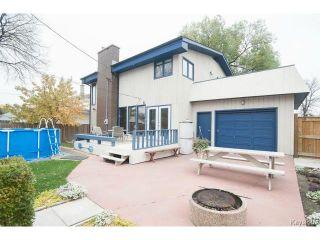 Photo 19: 141 Rossmere Crescent in WINNIPEG: East Kildonan Residential for sale (North East Winnipeg)  : MLS®# 1426019
