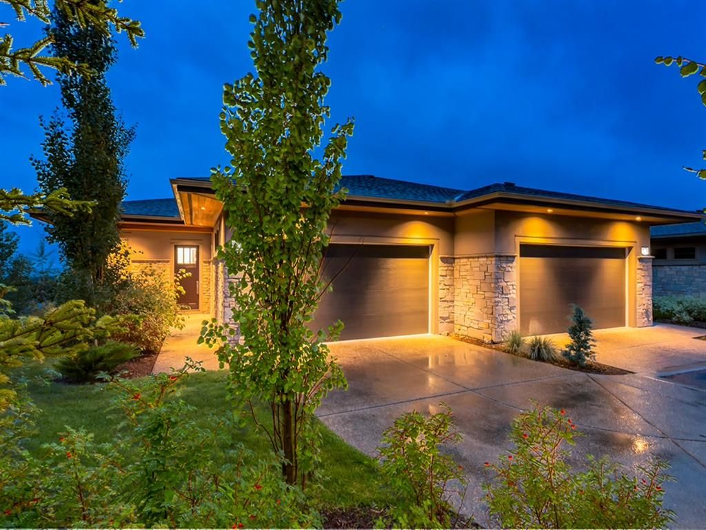 Main Photo: 69 Watermark Villas in Rural Rocky View County: Rural Rocky View MD Semi Detached for sale : MLS®# A1141806