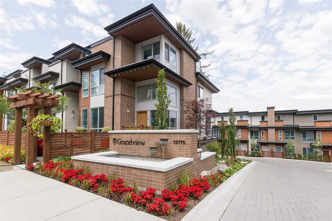 Main Photo: 58 15775 MOUNTAIN VIEW DRIVE in : Grandview Surrey Townhouse for sale : MLS®# R2280313