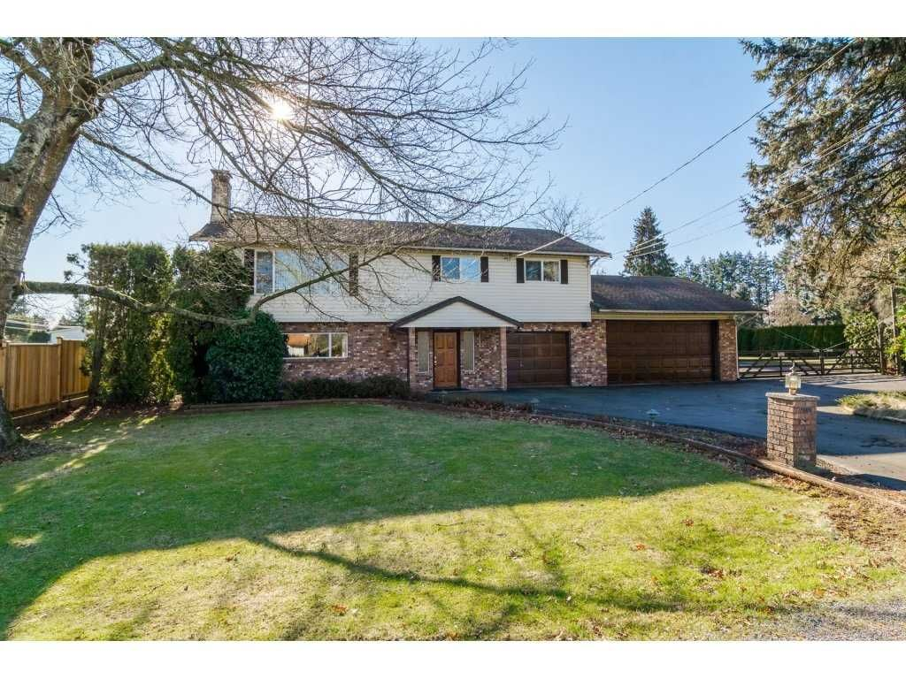 """Main Photo: 24570 52 Avenue in Langley: Salmon River House for sale in """"North Otter / Salmon River"""" : MLS®# R2136174"""