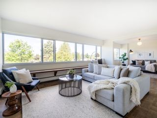 """Photo 5: 401 5926 TISDALL Street in Vancouver: Oakridge VW Condo for sale in """"OAKMONT PLAZA"""" (Vancouver West)  : MLS®# R2374156"""