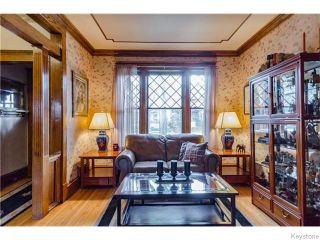 Photo 7: 166 Ruby Street in Winnipeg: West End / Wolseley Residential for sale (West Winnipeg)  : MLS®# 1612567