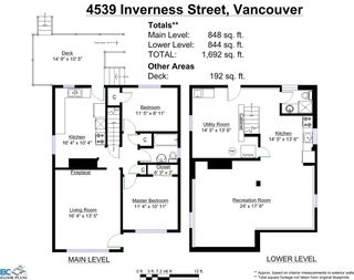Photo 20: 4539 INVERNESS Street in Vancouver: Knight House for sale (Vancouver East)  : MLS®# R2002268