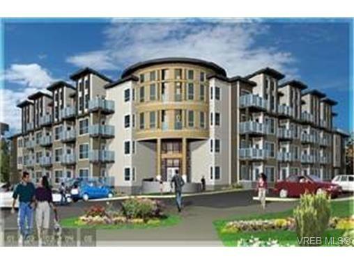 Main Photo: 407 866 Brock Ave in VICTORIA: La Langford Proper Condo for sale (Langford)  : MLS®# 466715
