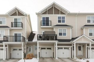 Main Photo: 1506 881 Sage Valley Boulevard NW in Calgary: Sage Hill Row/Townhouse for sale : MLS®# A1105441