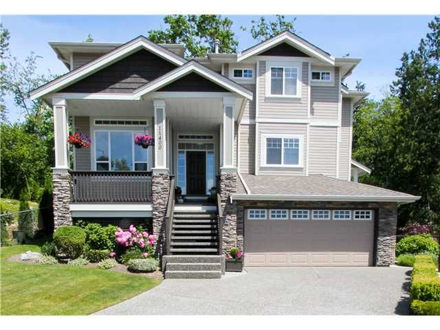 Main Photo: 11400 240A ST in Maple Ridge: Cottonwood MR House for sale : MLS®# V1070104