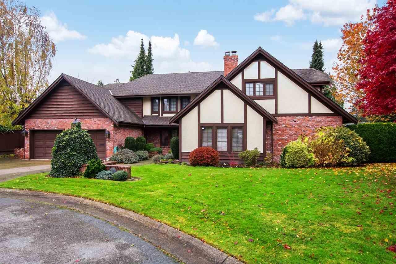 Main Photo: 5205 DEERFIELD COURT in Delta: Pebble Hill House for sale (Tsawwassen)  : MLS®# R2517838