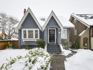 Photo 1: 3626 West 37th Ave in Vancouver: Home for sale