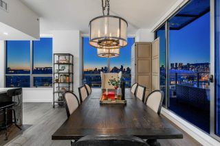 """Photo 5: 1402 1688 PULLMAN PORTER Street in Vancouver: Mount Pleasant VE Condo for sale in """"NAVIO AT THE CREEK"""" (Vancouver East)  : MLS®# R2554724"""