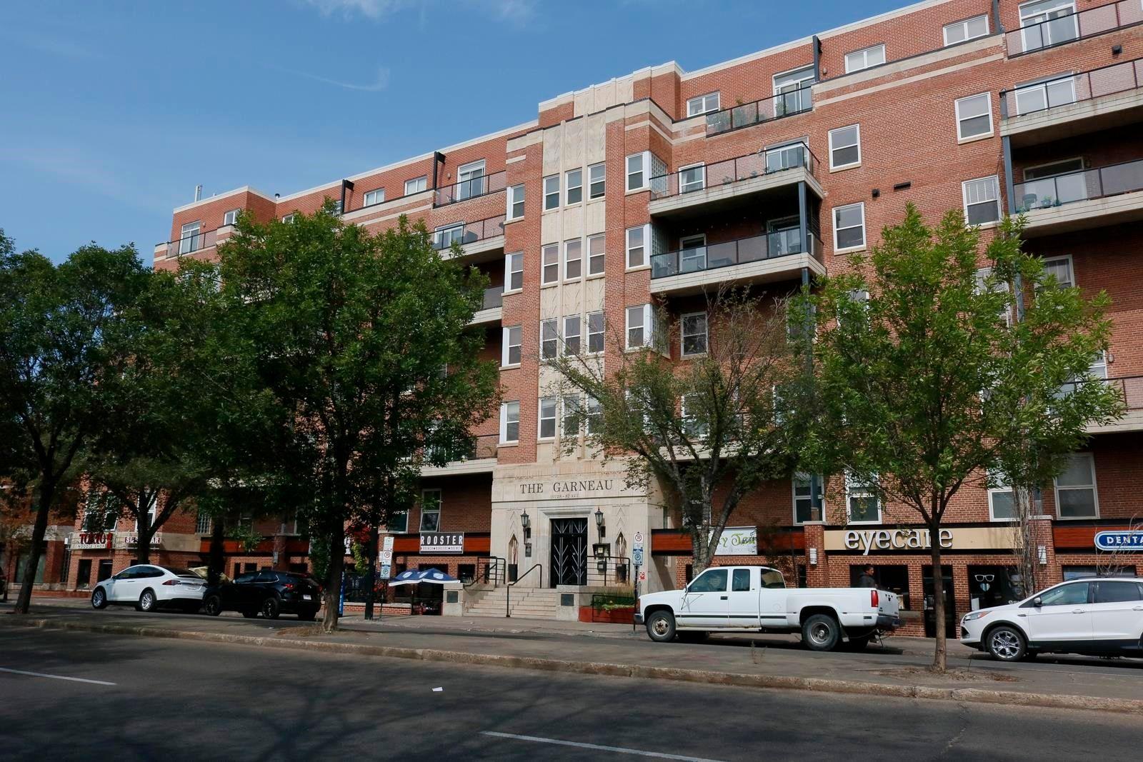 Main Photo: 208 10728 82 Avenue NW in Edmonton: Zone 15 Condo for sale : MLS®# E4259567