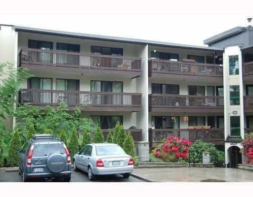 """Main Photo: 207 9847 MANCHESTER Drive in Burnaby: Cariboo Condo for sale in """"BARCLAY WOODS"""" (Burnaby North)  : MLS®# V726045"""