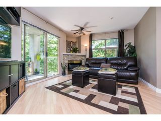 """Photo 3: 306A 2615 JANE Street in Port Coquitlam: Central Pt Coquitlam Condo for sale in """"BURLEIGH GREEN"""" : MLS®# R2190233"""