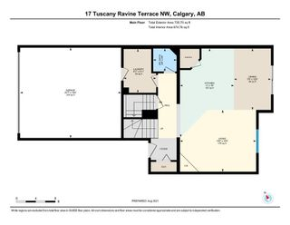 Photo 44: 17 Tuscany Ravine Terrace NW in Calgary: Tuscany Detached for sale : MLS®# A1140135
