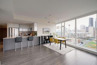 Photo 13: 1302 510 6 Avenue SE in Calgary: Downtown East Village Apartment for sale : MLS®# A1147636
