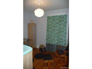 Photo 9: 634 Sherburn Street in WINNIPEG: West End / Wolseley Residential for sale (West Winnipeg)  : MLS®# 1319193