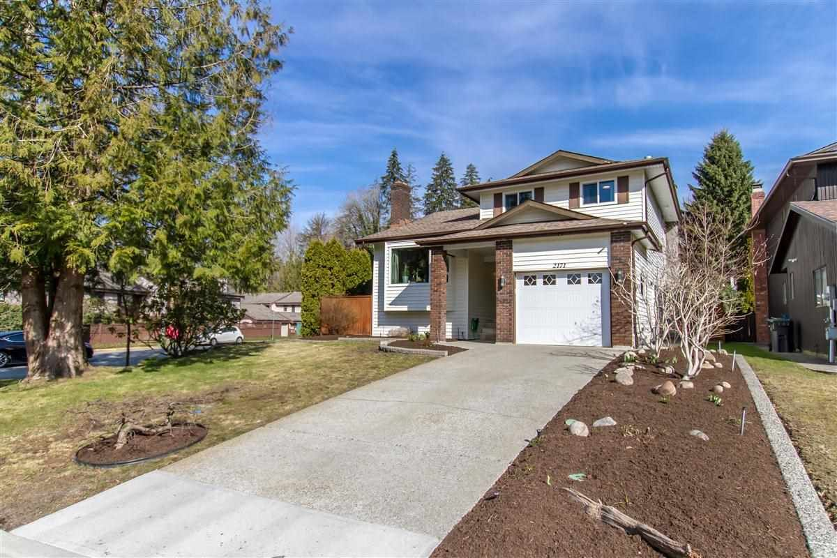 Main Photo: 2171 STIRLING Avenue in Port Coquitlam: Glenwood PQ House for sale : MLS®# R2447100