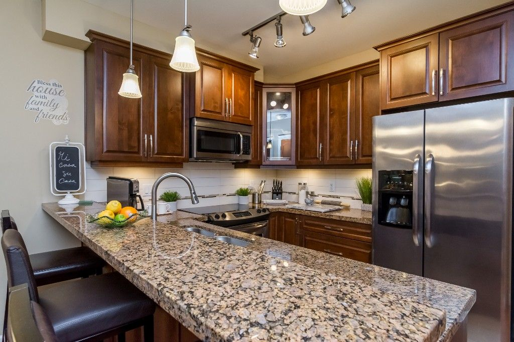 """Photo 7: Photos: 155 8328 207A Street in Langley: Willoughby Heights Condo for sale in """"YORKSON CREEK"""" : MLS®# R2201226"""
