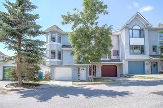 Main Photo: 21 Patina Point SW in Calgary: Patterson Row/Townhouse for sale : MLS®# A1134729