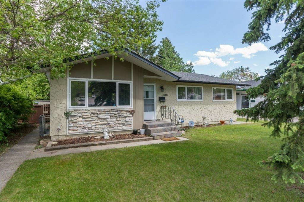 Main Photo: 308 Haddon Road SW in Calgary: Haysboro Detached for sale : MLS®# A1147625