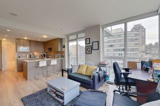 """Photo 3: 1101 125 COLUMBIA Street in New Westminster: Downtown NW Condo for sale in """"NORTHBANK"""" : MLS®# R2231042"""