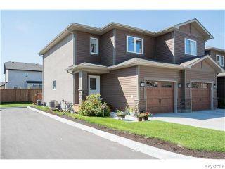 Photo 1: 1150 St Anne's Road in WINNIPEG: St Vital Condominium for sale (South East Winnipeg)  : MLS®# 1521231