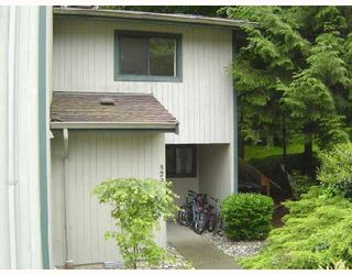 "Photo 1: 829 ALEXANDER Bay in Port_Moody: North Shore Pt Moody Townhouse for sale in ""WOODSIDE"" (Port Moody)  : MLS®# V715664"