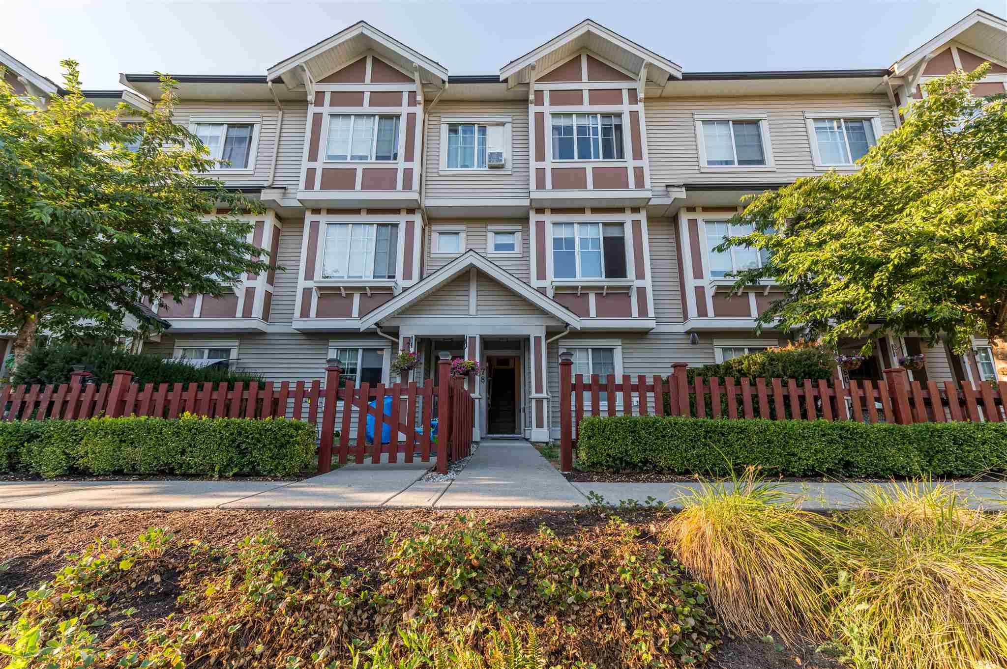 Main Photo: 78 10151 240 STREET in Maple Ridge: Albion Townhouse for sale : MLS®# R2607685