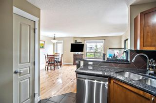 Photo 8: 222 Bayside Point SW: Airdrie Row/Townhouse for sale : MLS®# A1109061