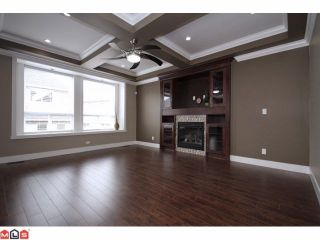 """Photo 2: 21051 80A AV in Langley: Willoughby Heights House for sale in """"Yorkson South"""" : MLS®# F1205658"""